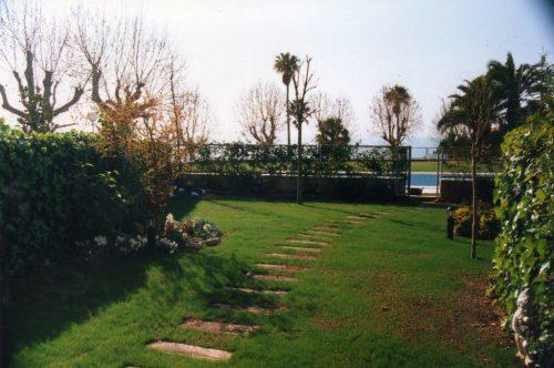 Gespa al jardí