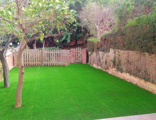 Renovación total del jardín